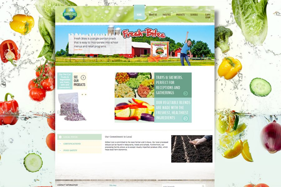 Edible Cuts Website