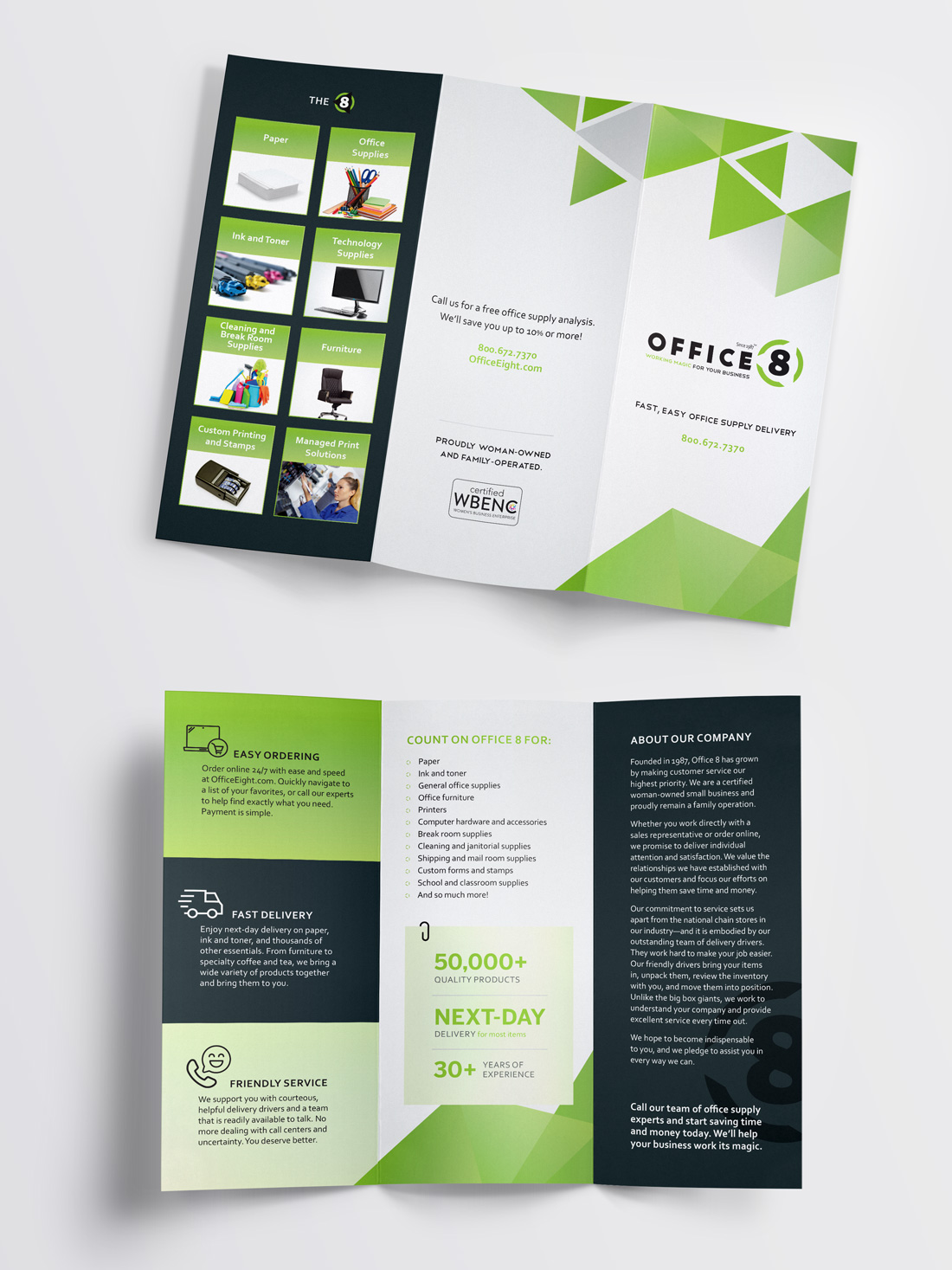 Office 8 Brochure